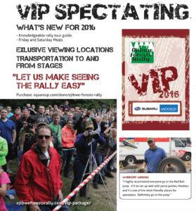 VIP Spectating